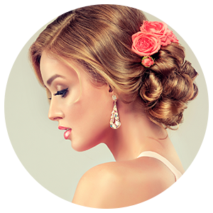 Hair Styling Updo Roseville Rocklin