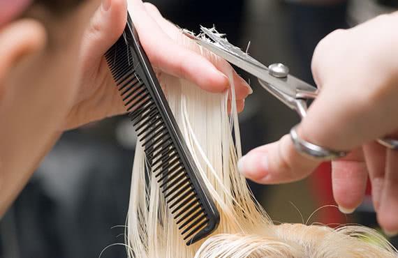 Haircuts at Luxx Hair Salon Rocklin